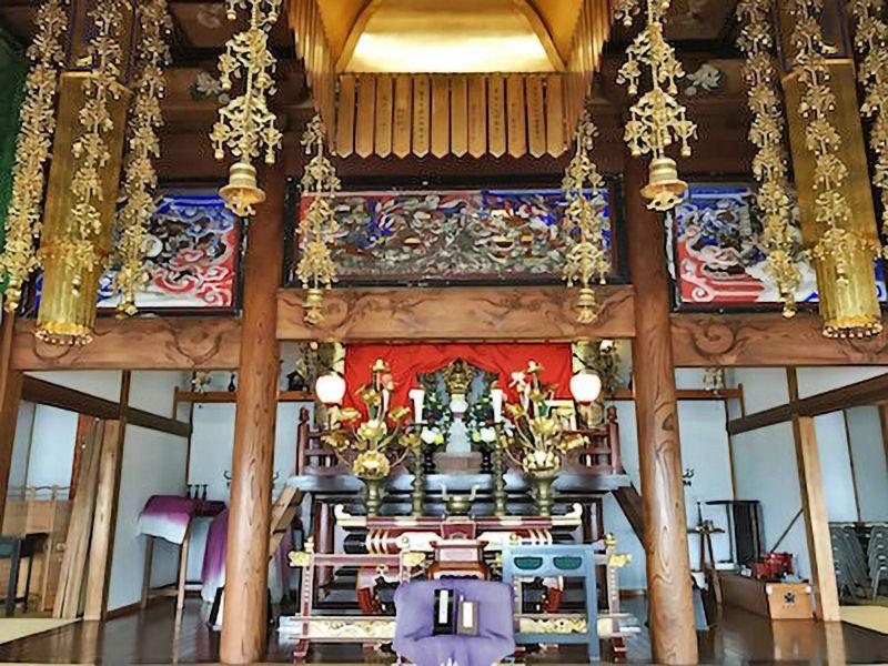慶福寺 のうこつぼ 法要施設