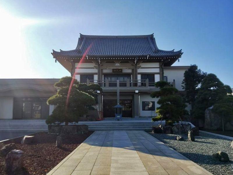 源心寺 のうこつぼ