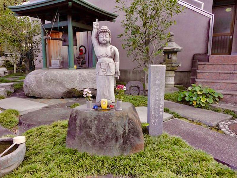 慈眼寺 のうこつぼ