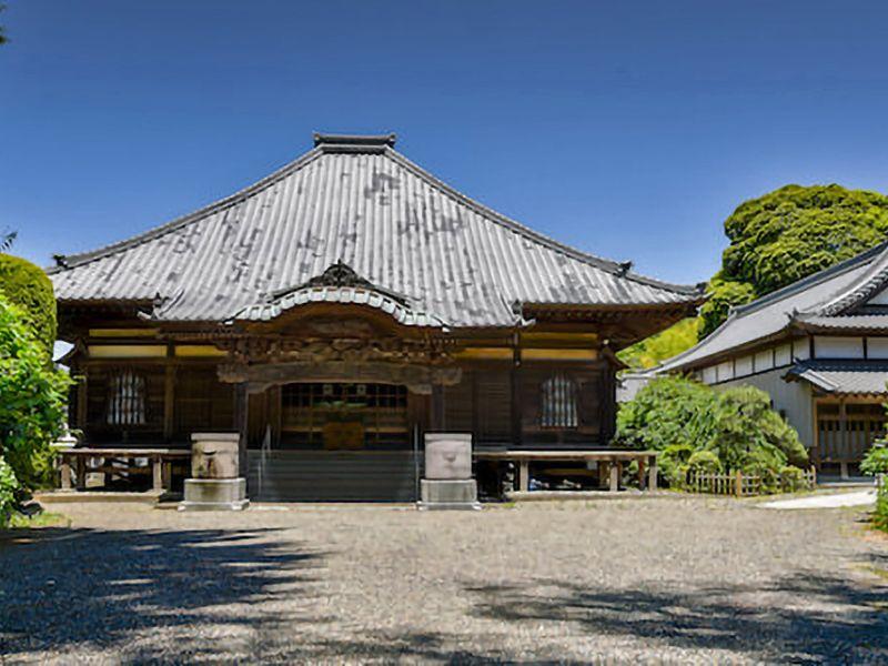 法巌寺 のうこつぼ