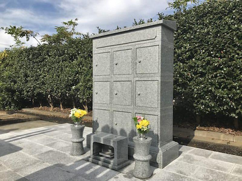 法蔵寺 のうこつぼ 納骨スペース