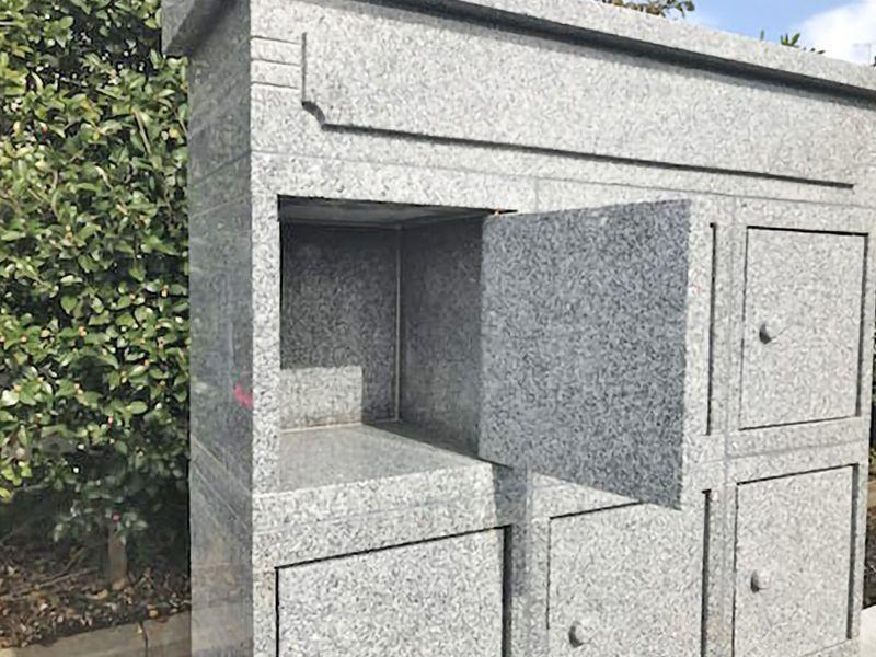 法蔵寺 のうこつぼ 個別納骨スペース