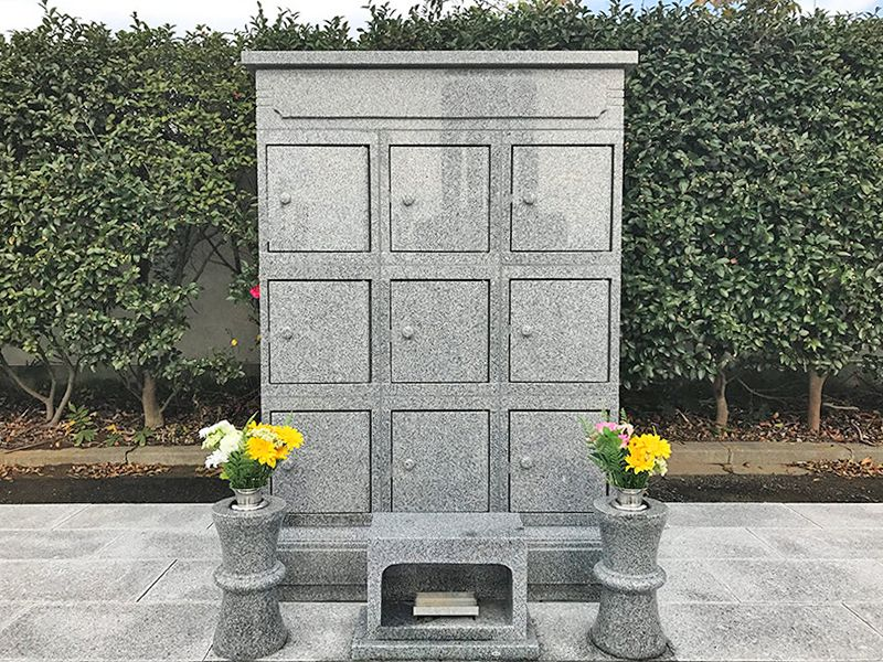 法蔵寺 のうこつぼ 屋外納骨墓