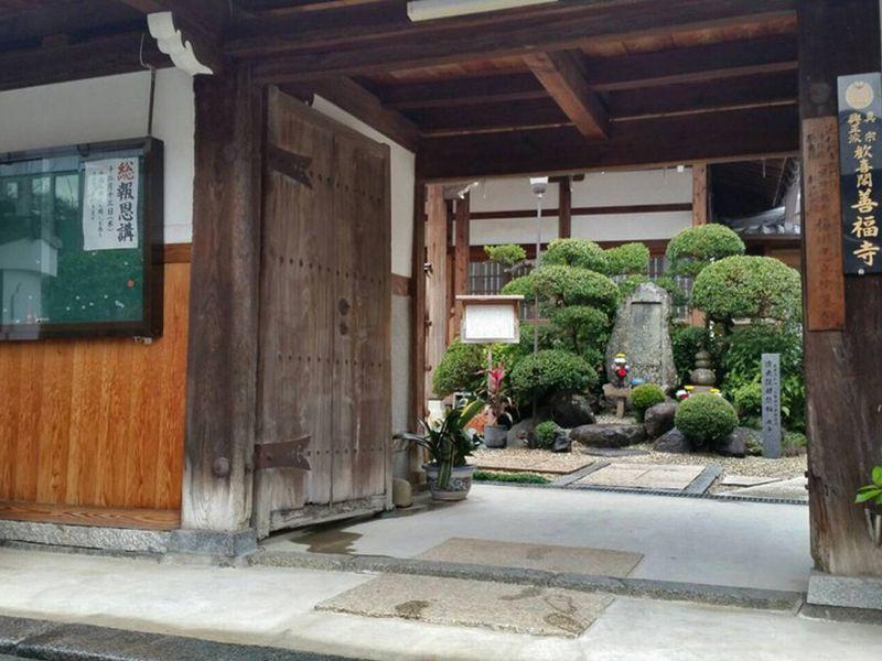 善福寺 のうこつぼ