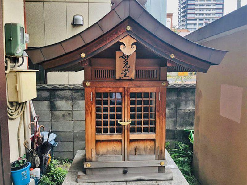 妙乗寺 のうこつぼ