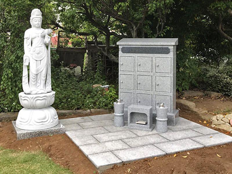 金井寺 のうこつぼ