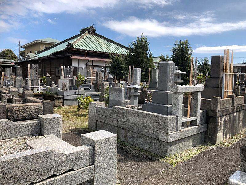 法善寺 一般墓所