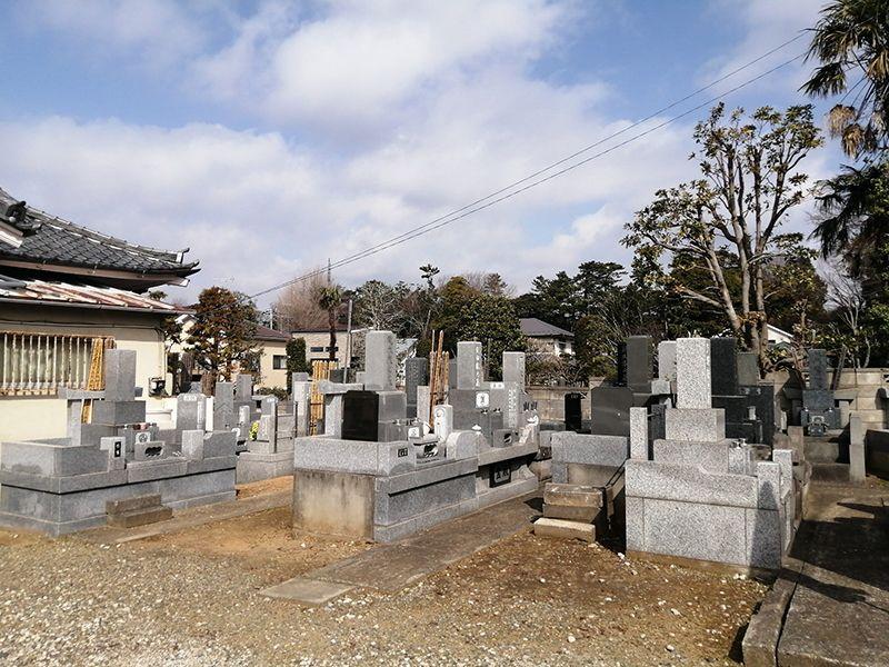 中山樹木葬墓地