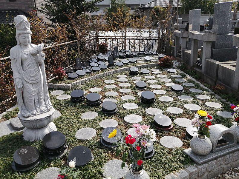 松戸大橋樹木葬墓地