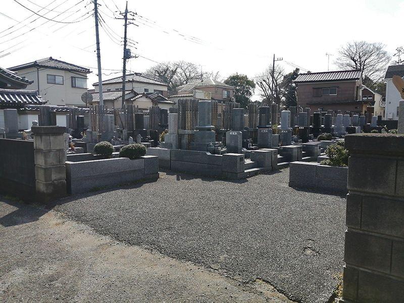 法蓮寺墓苑