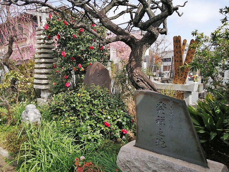 北方樹木葬墓地