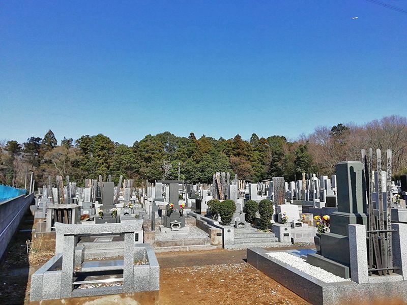 白井ケ丘樹木葬墓地