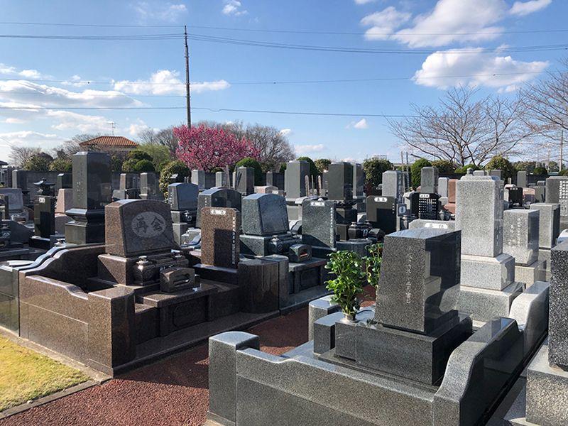 野田メモリアルパーク 一般墓所