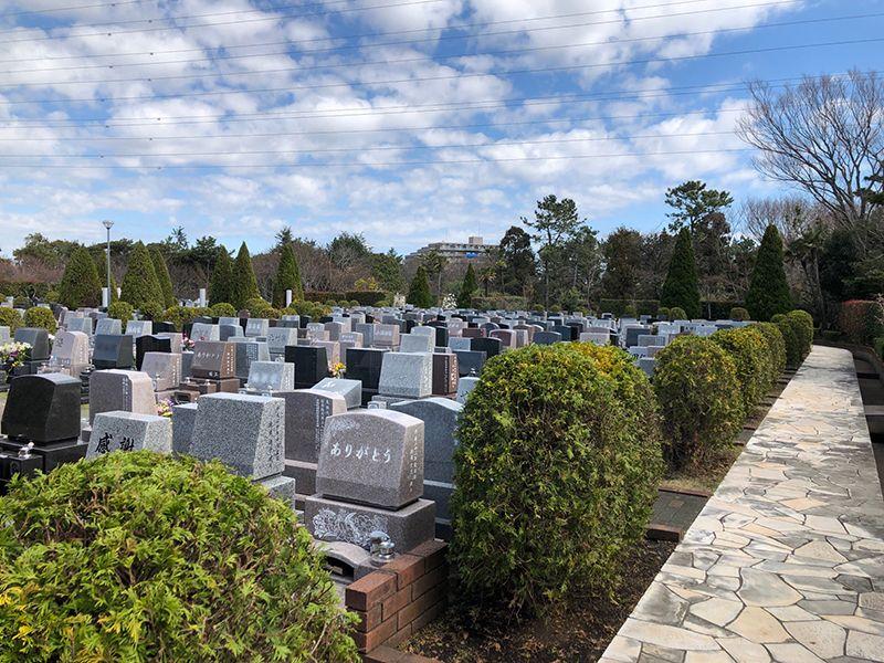公園墓地 風の杜