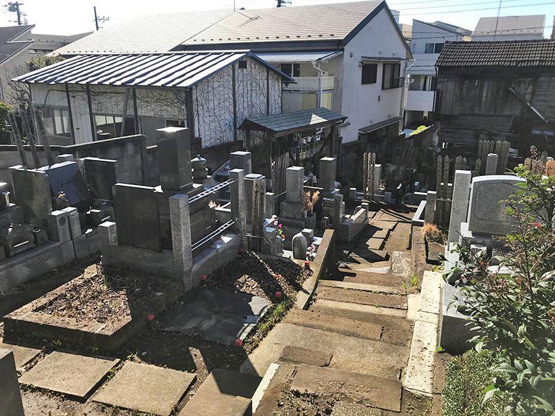 中目黒樹木葬墓地