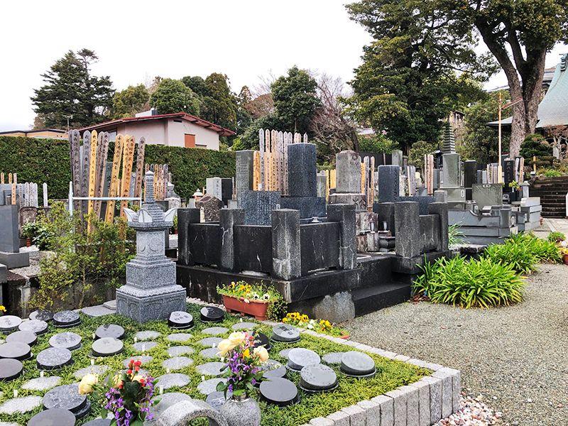 小田原樹木葬墓地