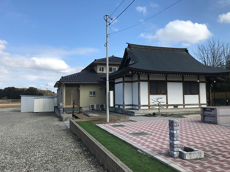 蓮田樹木葬墓地 管理事務所
