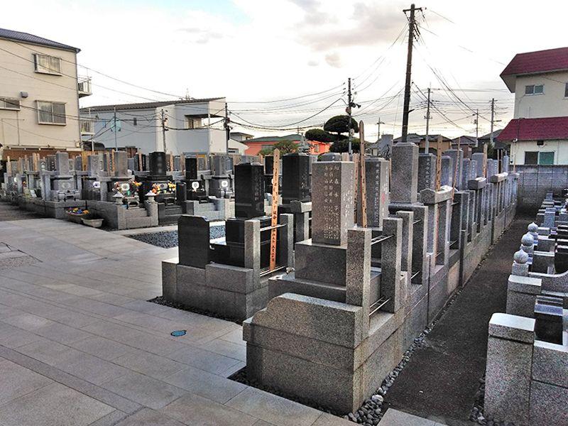 西光院 ガーデニング型樹木葬 バリアフリー設計の墓域