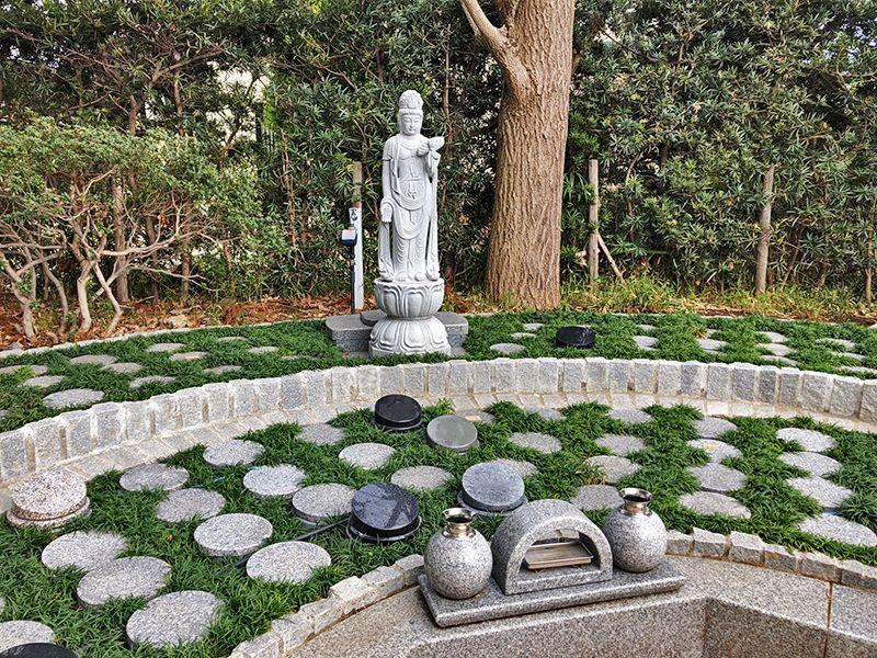 横浜都筑樹木葬墓地