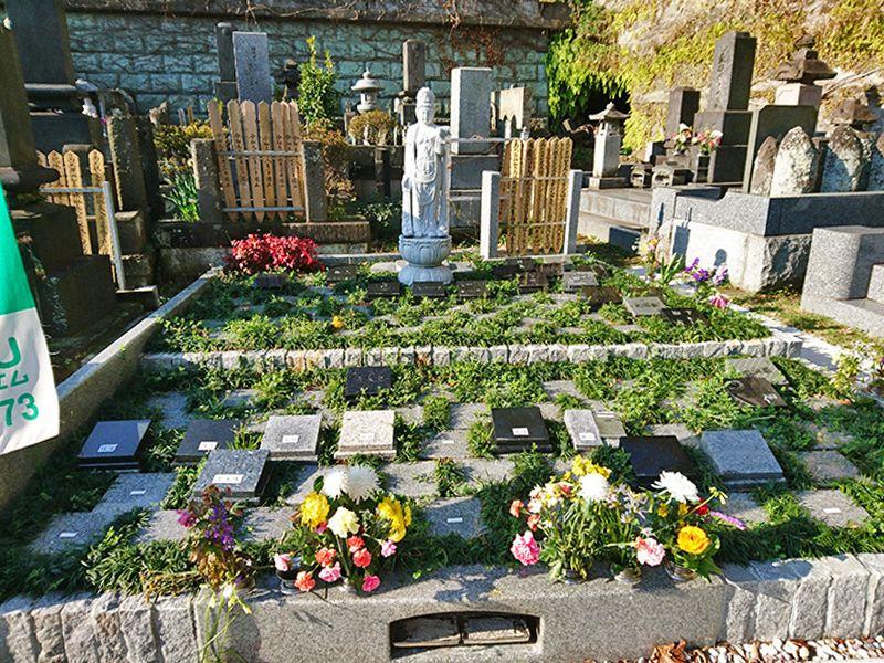 金沢八景樹木葬墓地