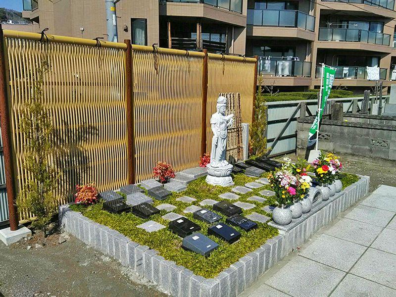 湘南大磯汐彩樹木葬墓地