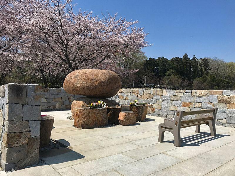 森林公園昭和浄苑 永代供養碑浄縁墓
