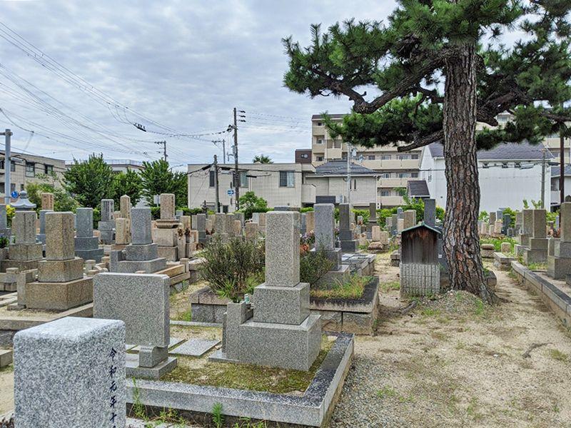 西宮市立 中津墓地
