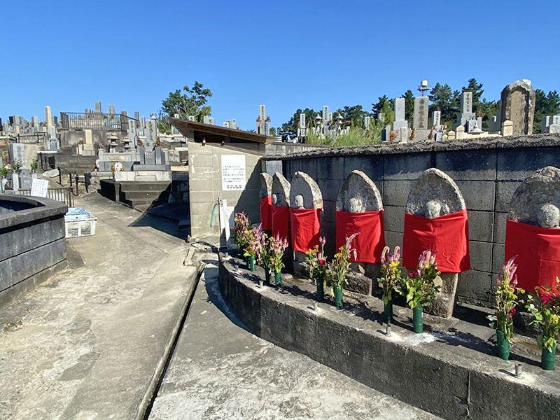 岬町営深日墓地