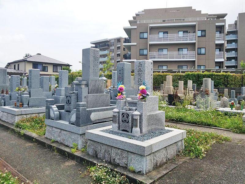 三ヶ字共有墓地