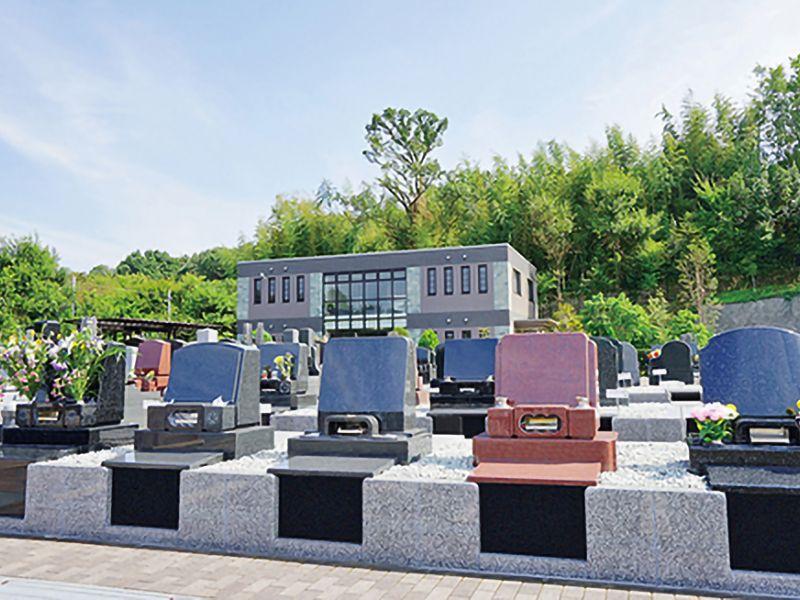 メモリアルサンステージ 広々としたテラス墓所
