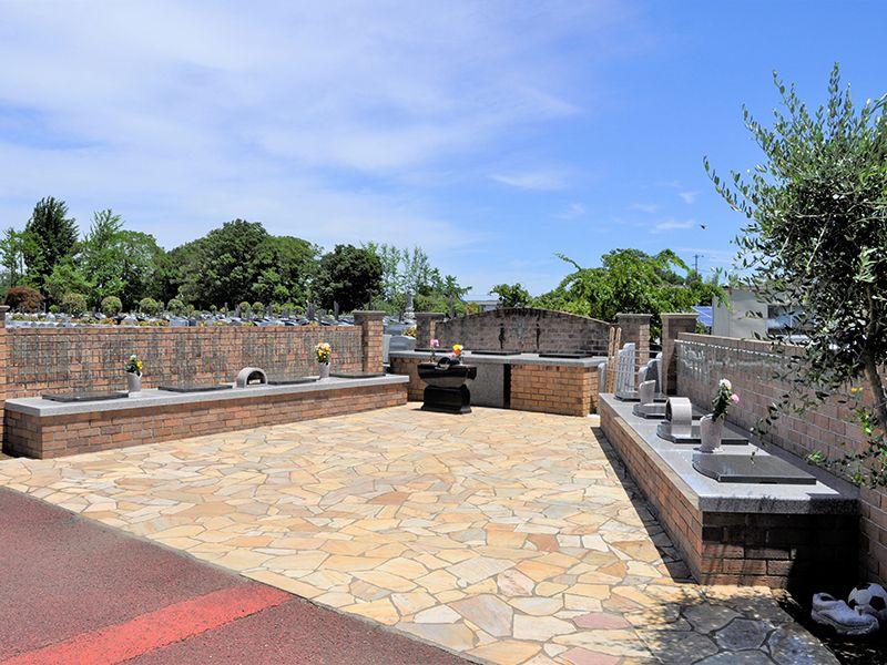 メモリアルガーデン大宮青山苑 温かい雰囲気の永代供養墓