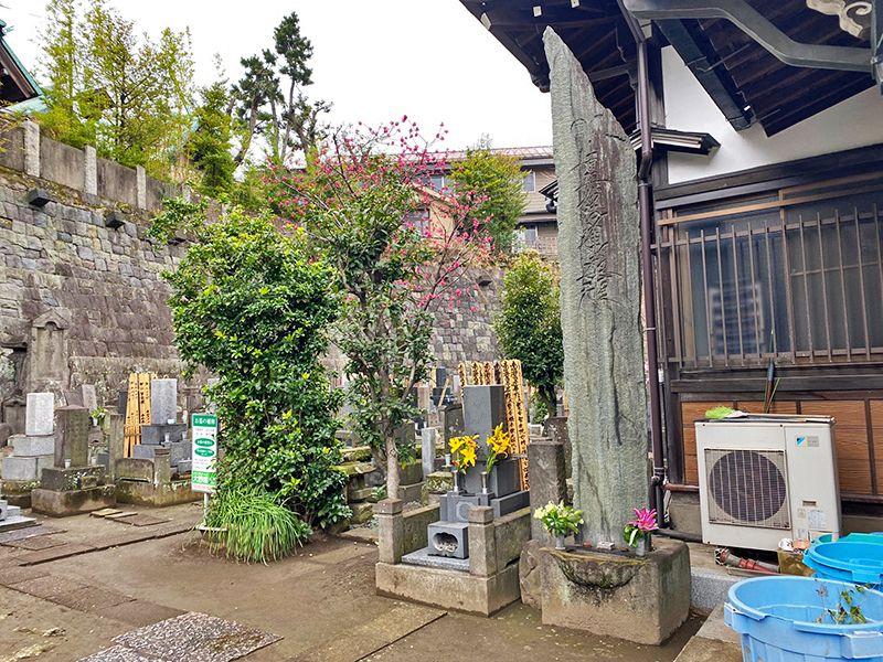 妙行寺墓苑