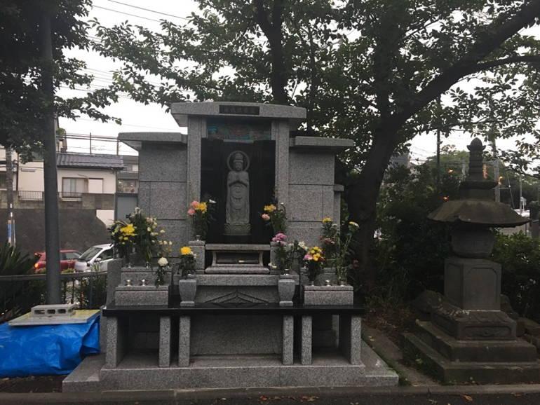 藤沢城南霊園 緑豊富な敷地
