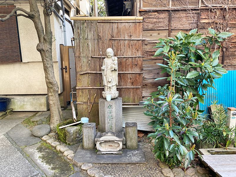東上野霊苑 水子供養尊