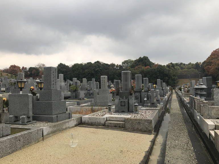大阪狭山市営 西山霊園 空き区画