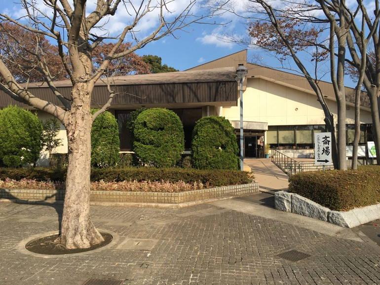 藤沢市営 大庭台墓園 管理事務所