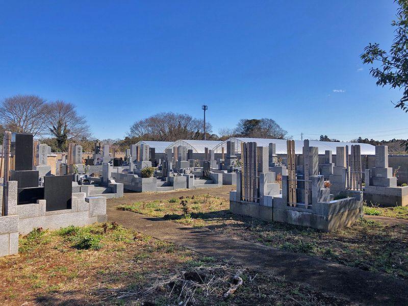 大雄寺墓苑
