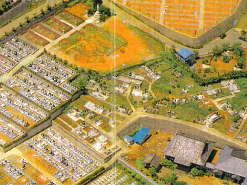 武蔵メモリアルパーク 広大な敷地