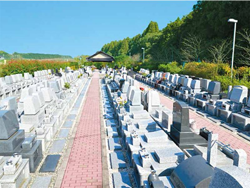 船橋やすらぎの杜 洋型墓石