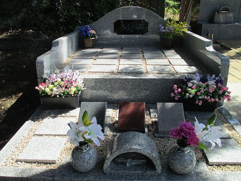 逗子市久木 樹木葬永久の郷