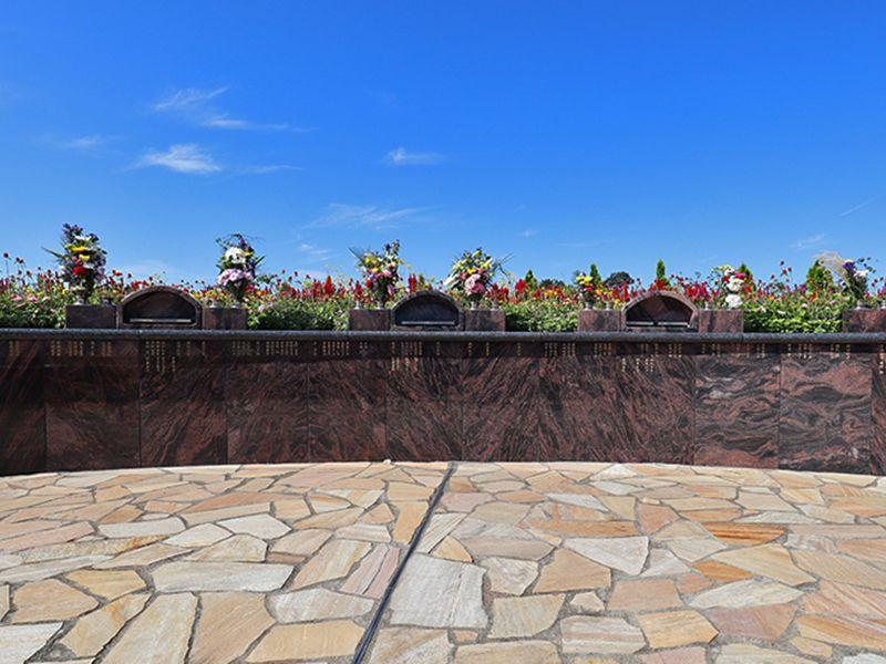 サニープレイス松戸 樹木葬・永代供養墓 樹木式永代供養墓「桃源郷」