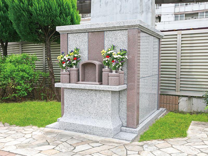 メモリアルステーション南千住 永代供養墓「やすらぎ」