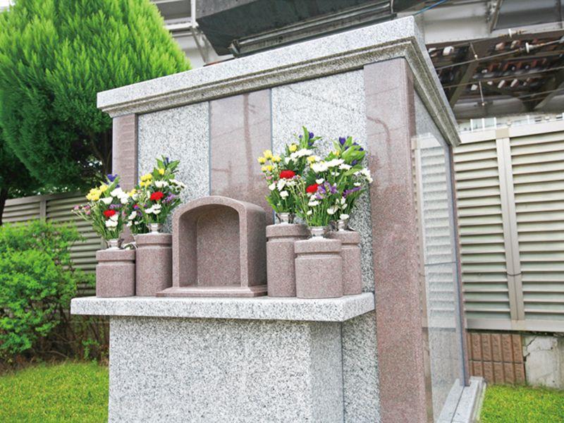 メモリアルステーション南千住 跡継ぎのいない方も安心の永代供養墓