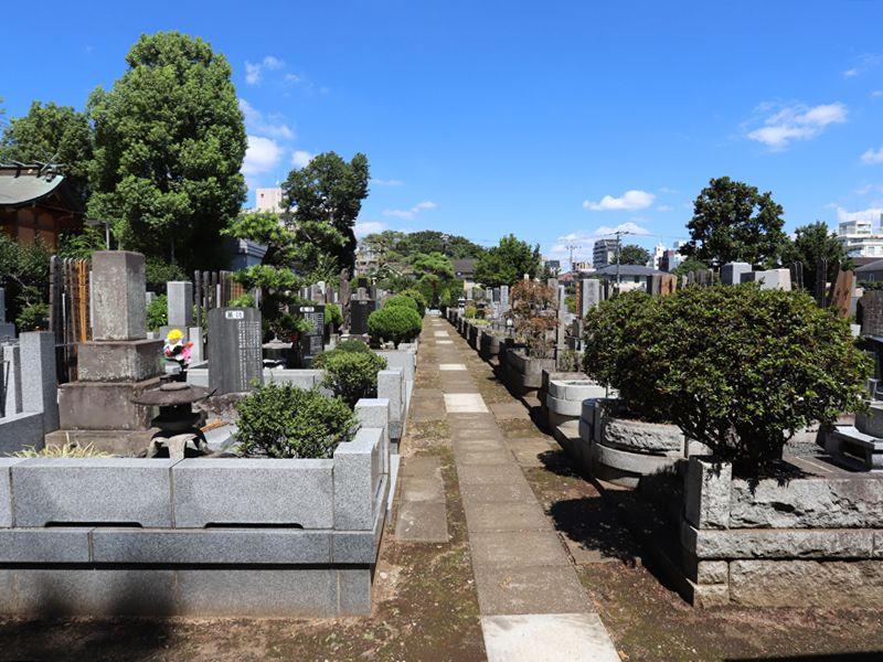 禅林寺合同墓「蓮池塔」