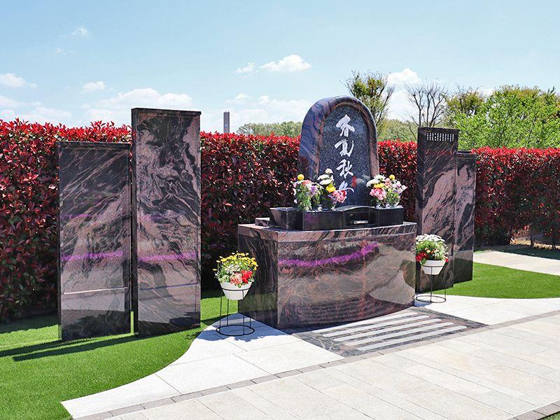 サニープレイス所沢 永代供養墓・樹木葬 安住の碑