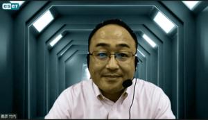 終活協議会の竹内代表