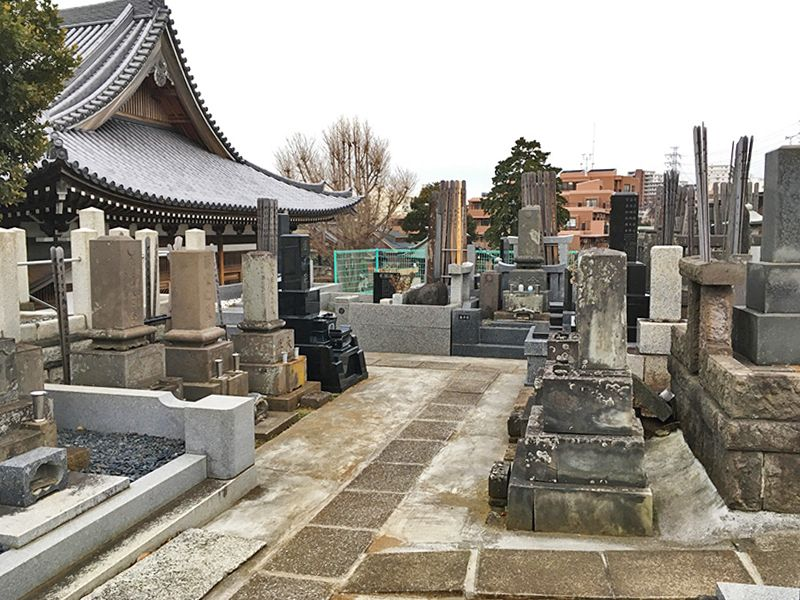 西船橋庭苑~都市型樹木葬墓地~