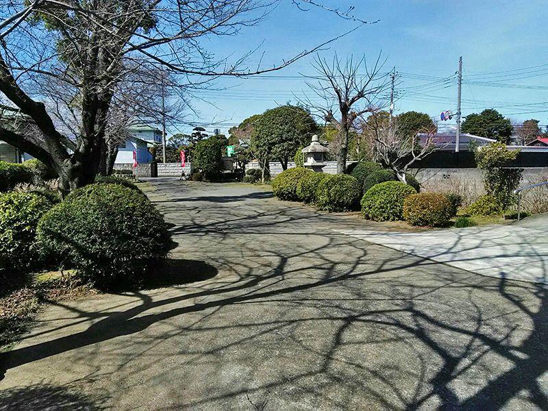 海老名樹木葬墓地