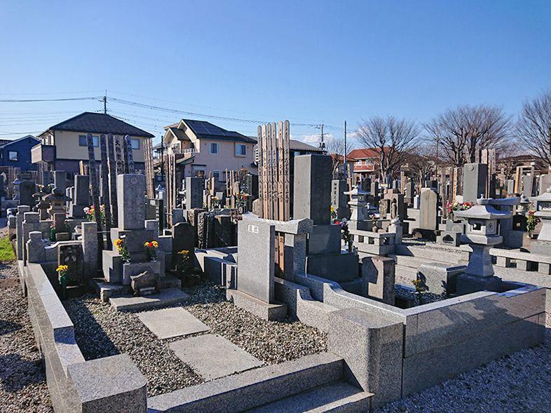 玉宝公園墓地