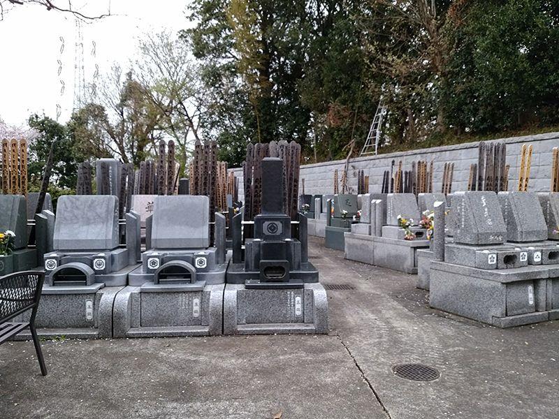 霊園やすらぎの丘 和型・洋型墓石